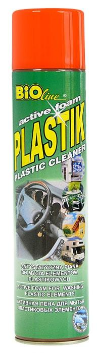 Bioline Plastik 500ml-0