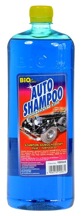 Bioline Auto Shampoo Koncentrat 1L-0