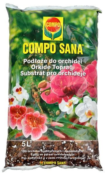 Compo podłoże do orchidei i storczyków 5L-0