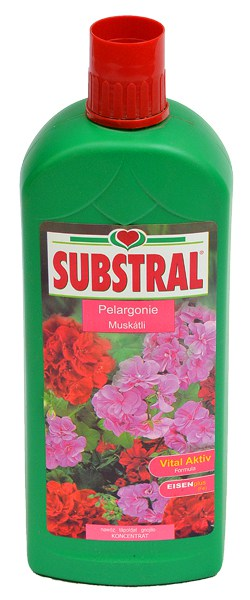 Substral nawóz do pelargonii 1L-0