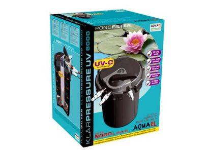 Aquael filtr Klarpressure UV 8000-0