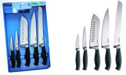 Fiskars Functional Form Pro zestaw 5-ciu noży 857379-0