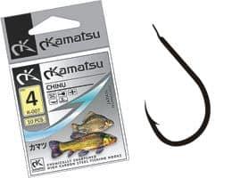 Haczyki Kamatsu Chinu K007/8 -0