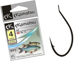 Haczyki Kamatsu Aji K016/10 A'10-0