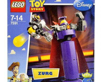 LEGO - Klocki Toy Story-0