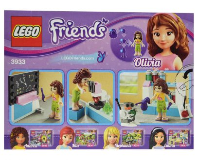 Lego friends 3933-2132
