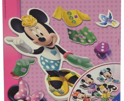 Modna Myszka Minnie-0