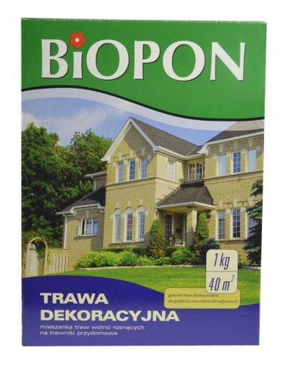 Biopon - trawa dekoracyjna 1kg-0