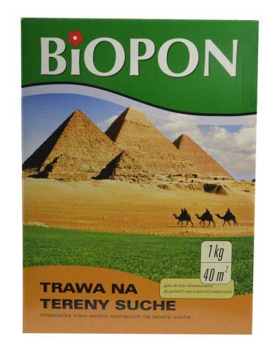 Biopon - trawa na tereny suche 1kg-0
