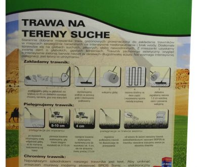 Biopon - trawa na tereny suche 1kg-2549