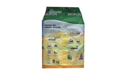 Biopon - trawa na tereny suche 5kg-2597