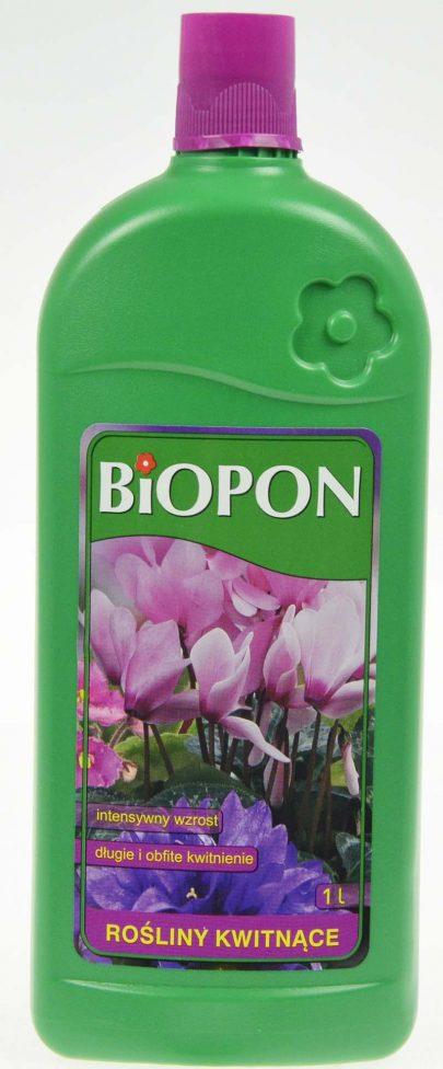 BIOPON - nawóz do roślin kwitnących 1 L-0