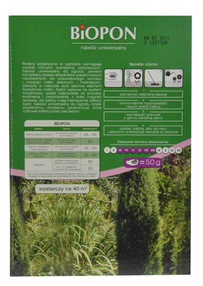 BIOPON - nawóz uniwersalny 1 kg-2576