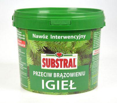 Substral - nawóz przeciw brązowieniu igieł 5kg-0