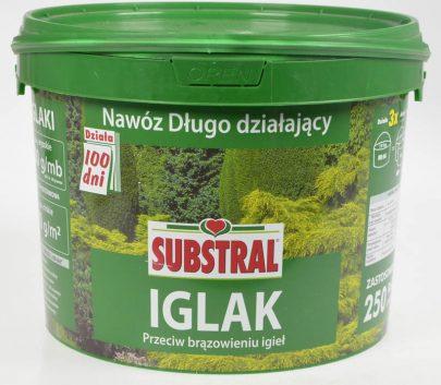 Substral - przeciw brązowieniu igieł 10kg-0
