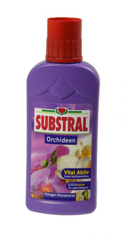 SUBSTRAL - nawóz do orchidei 250 ml-0