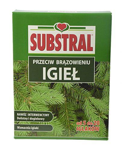 SUBSTRAL - przeciw brązowieniu igieł 1 kg-0