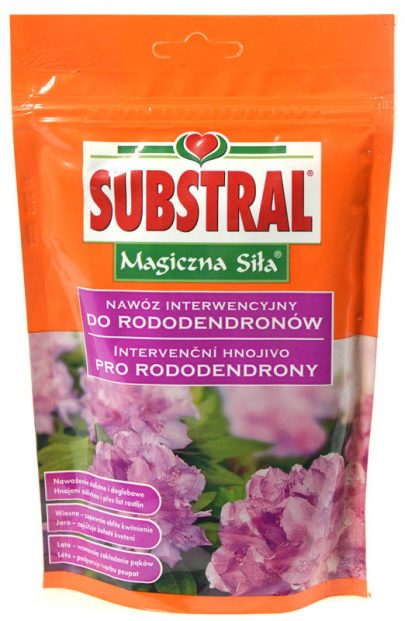 Substral - nawóz do rododendronów 350g-0