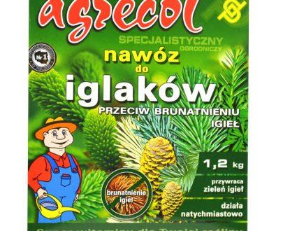 AGRECOL - Nawóz do iglaków przeciw brunatnieniu igieł 1,2 kg-0