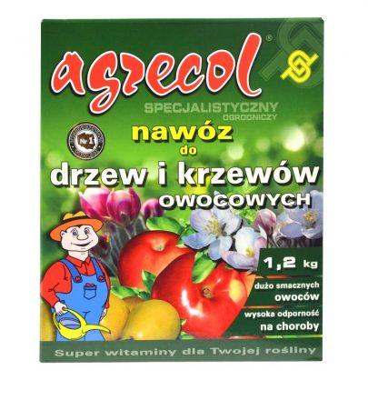 AGRECOL - Nawóz do drzew i krzewów owocowych 1,2 kg-0