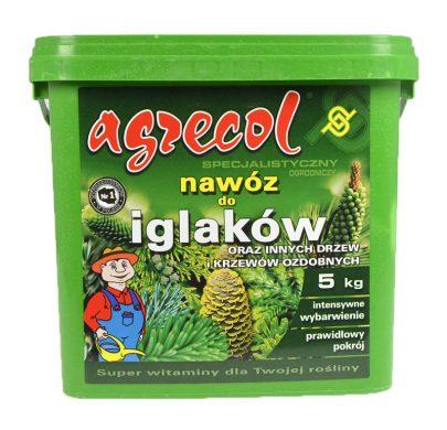 AGRECOL - Nawóz do iglaków i innych drzew i krzewów ozdobnych 5 kg-0