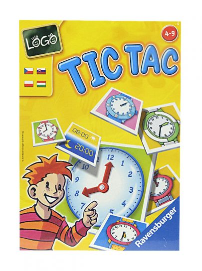 Gra LOGO Tic Tac-0