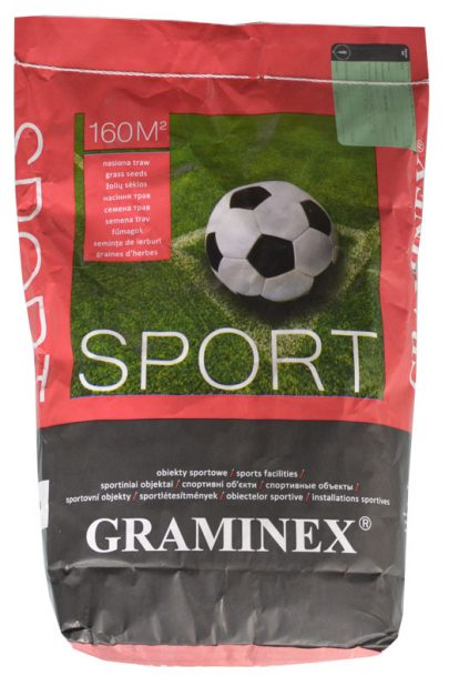 GRAMINEX SPORT - Nasiona traw - 4 kg-0