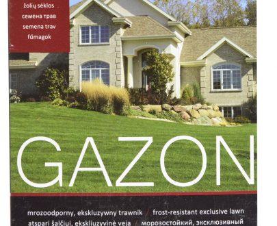 GRAMINEX GAZON - ekskluzywny, mrozoodporny trawnik - 0,5 kg-0
