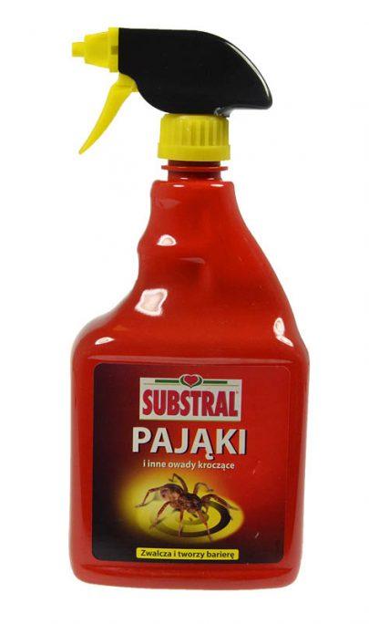 SUBSTRAL - Spray na pająki i inne owady kroczące 750 ml-0