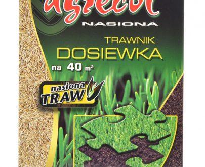 AGRECOL - Nasiona trawnik dosiewka - super łata 1 kg-0