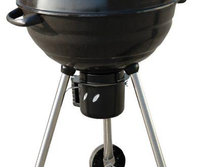 Master grill - Grill kociołek z popielnikiem -0