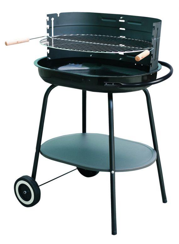 Master grill - Grill owalny-0