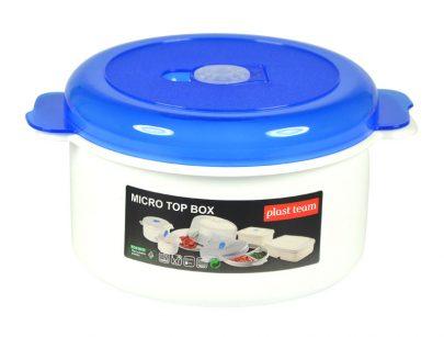PLAST TEAM Pojemnik do mikrofalówki 1,5 L-0