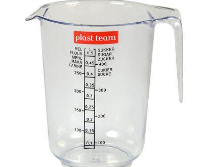 PLAST TEAM Dzbanek z miarką 0,5 L-0