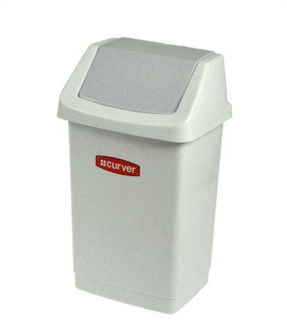"""CURVER Kosz na śmieci uchylny """"click-it"""" 9 L-0"""