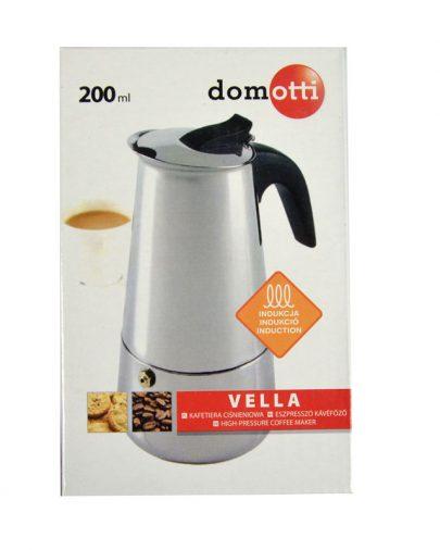 DOMOTTI Kafetiera Vella 200 ml -0