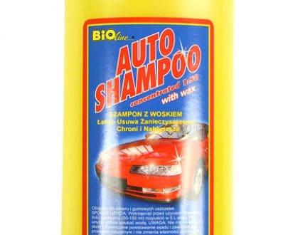 BIOLINE - Auto Shampoo - szampon z woskiem 1 L-0