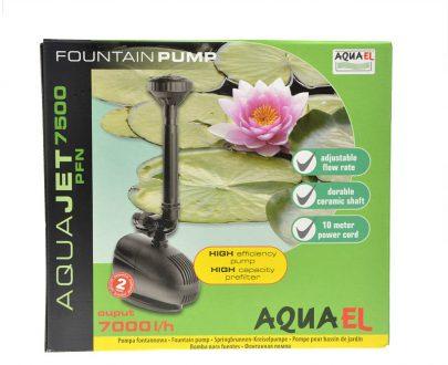 AquaJet 7500 - Pompa fontannowa-0