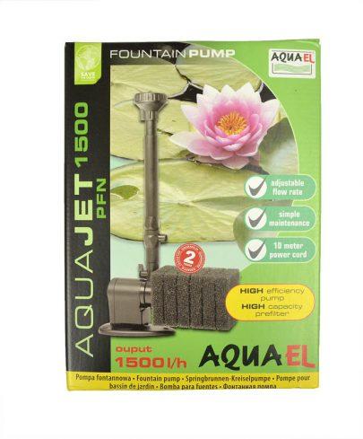 AquaJet 1500 - Pompa fontannowa-0