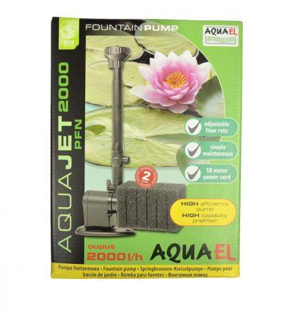 AquaJet 2000 - Pompa fontannowa-0