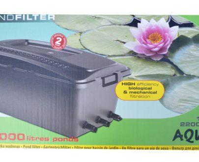 AQUAEL - Filtr do oczka wodnego -0