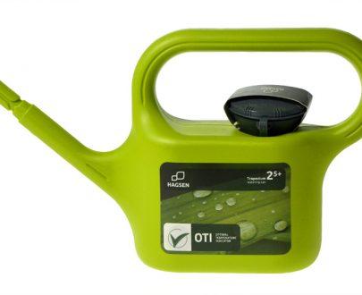 HAGSEN - Konewka 2,5 L - zielony-0