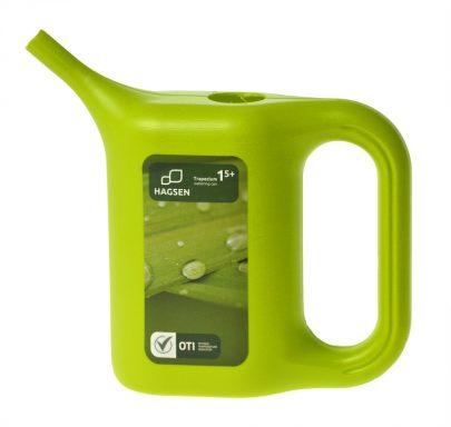 HAGSEN - Konewka 1,5 L - zielony-0