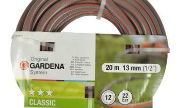 """GARDENA - Wąż ogrodowy z polichlorku winylu, 13 mm (1/2""""), 20 m, bez armatury-0"""