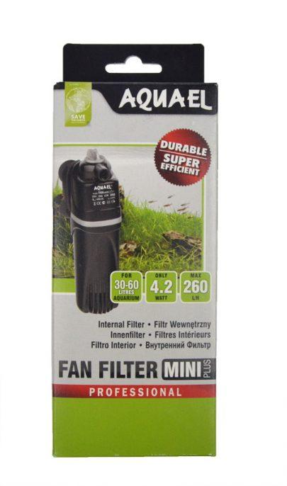 Aquael Fan Filter Mini Plus - Filtr wewnętrzny -0