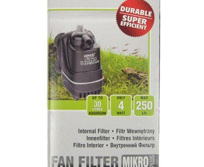 Aquael Fan Filter Mikro Plus - Filtr wewnętrzny -0