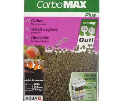 Aquael CarboMax Plus 1L - wkład węglowy do filtrów-0