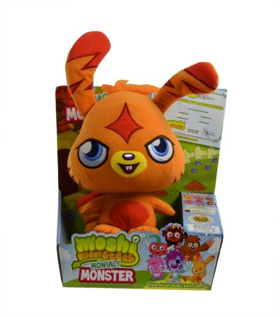 Moshi Monsters - Mówiący Monster-0