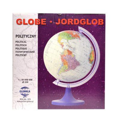 Globus polityczny-0