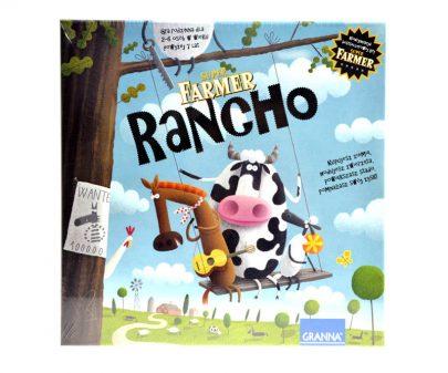 GRANNA Gra rodzinna Super Farmer Rancho-0